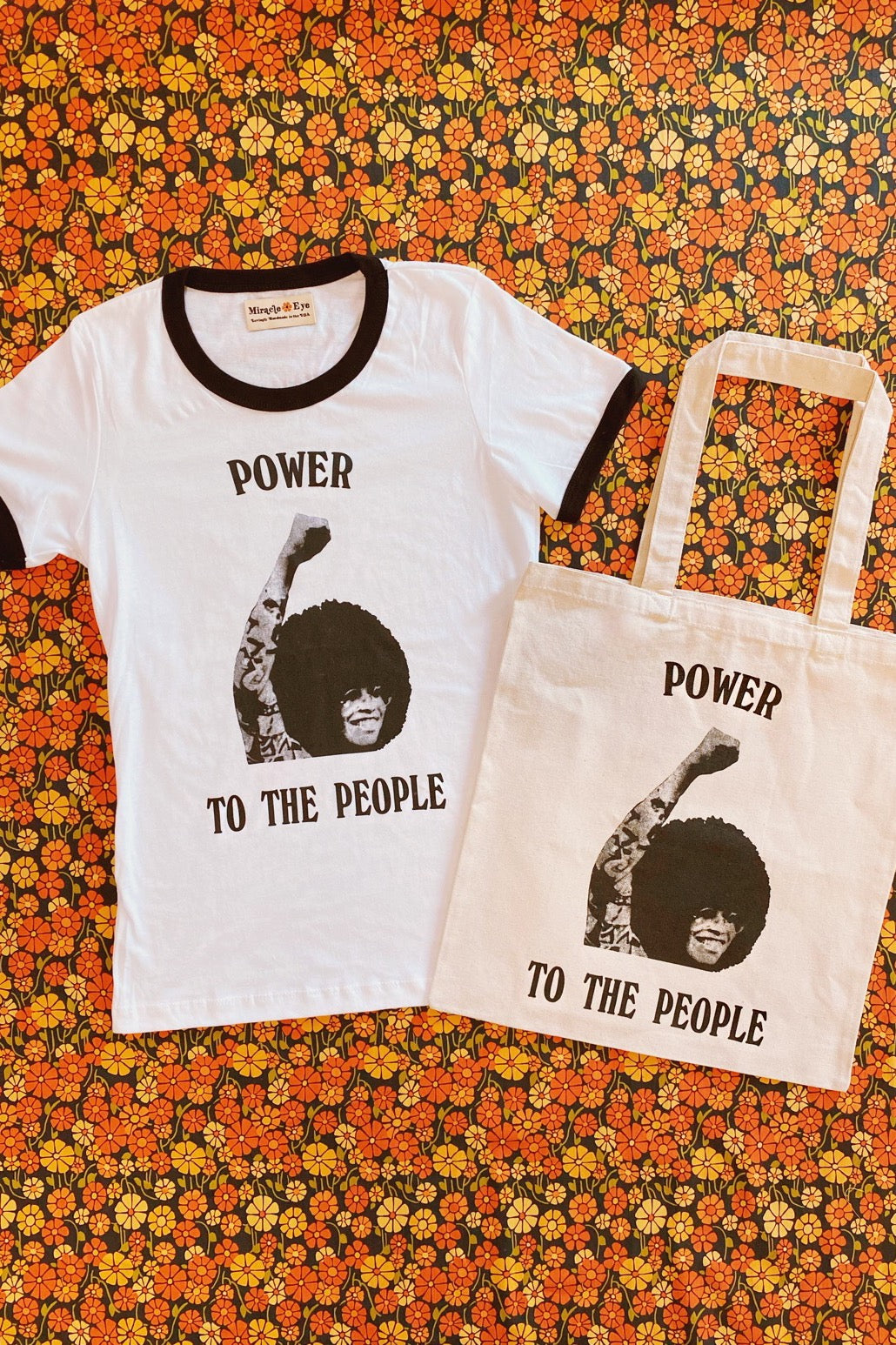 Power Tee & Tote Bundle ❁ 100% Of Profits Donated