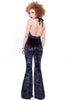 Band of Babes Velvet Jumpsuit