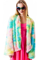 Psychedelic Pill Coat