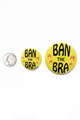 Ban The Bra Button