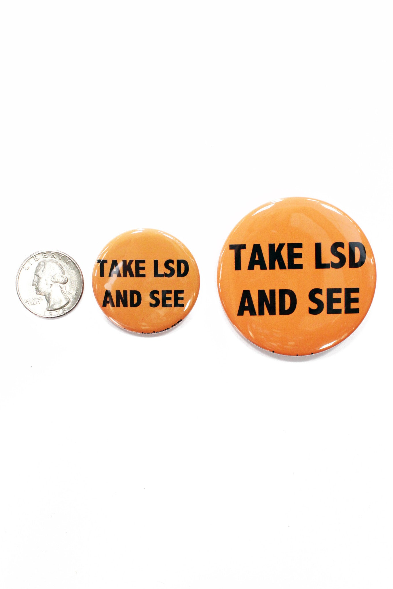 Take LSD And See Button