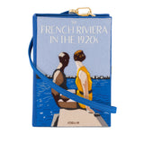 French Riviera Strapped