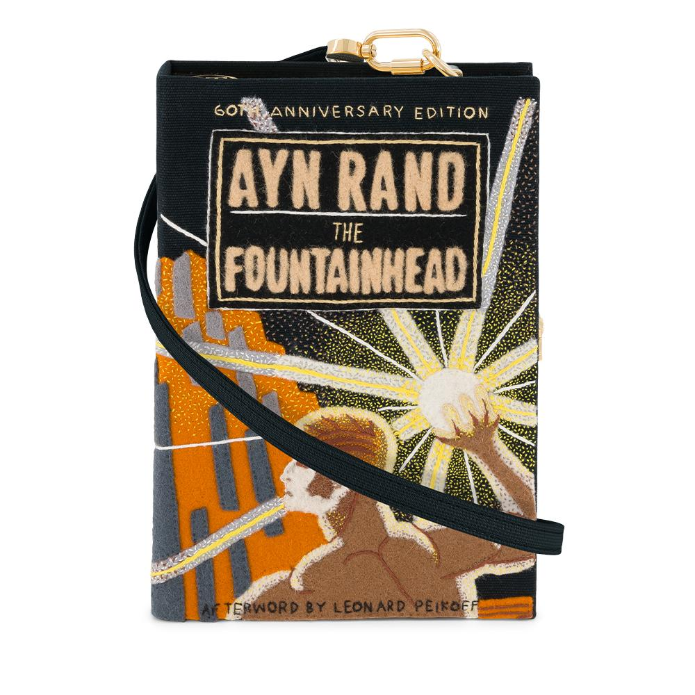 Ayn Rand the Fountainhead Strapped