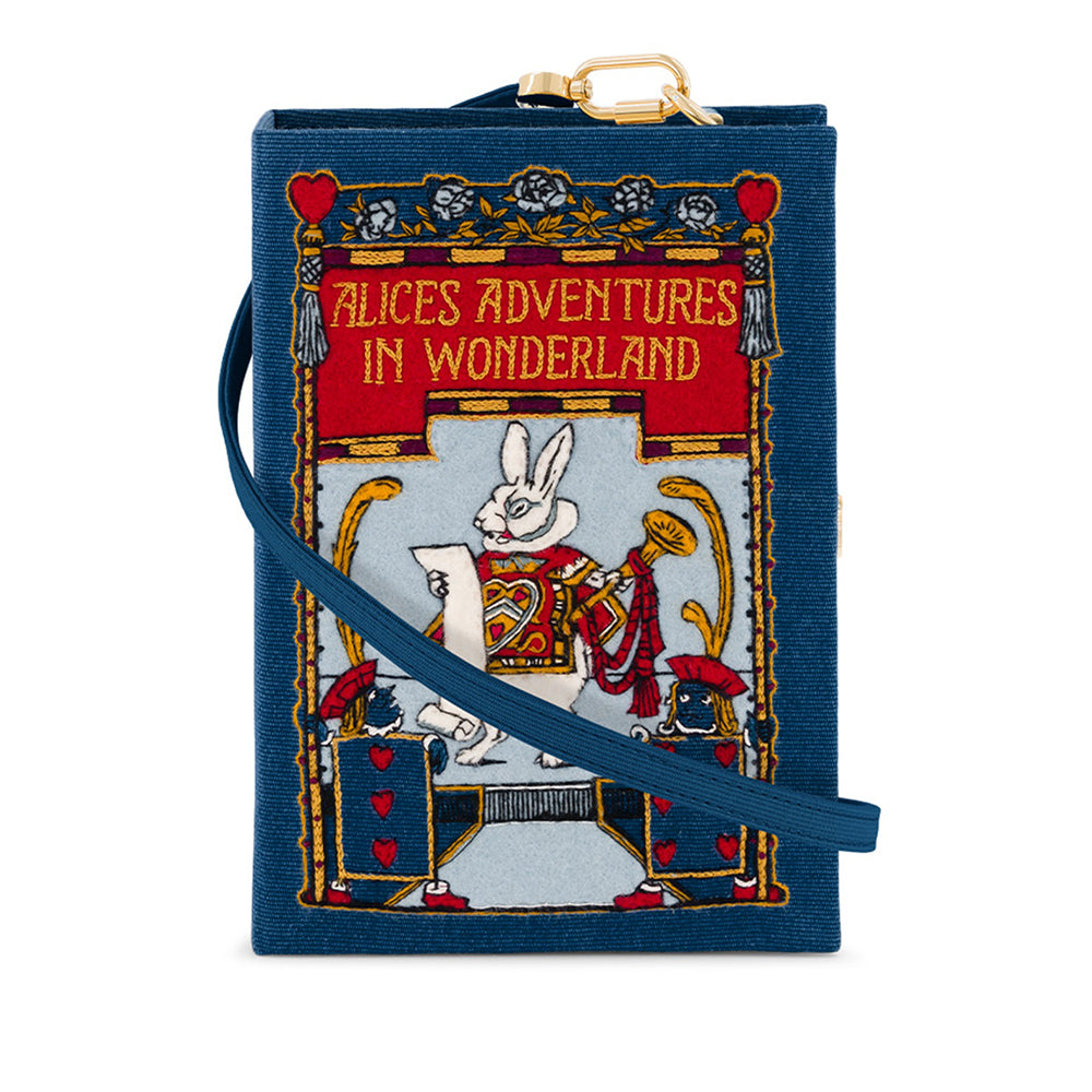 Alice in Wonderland Strapped