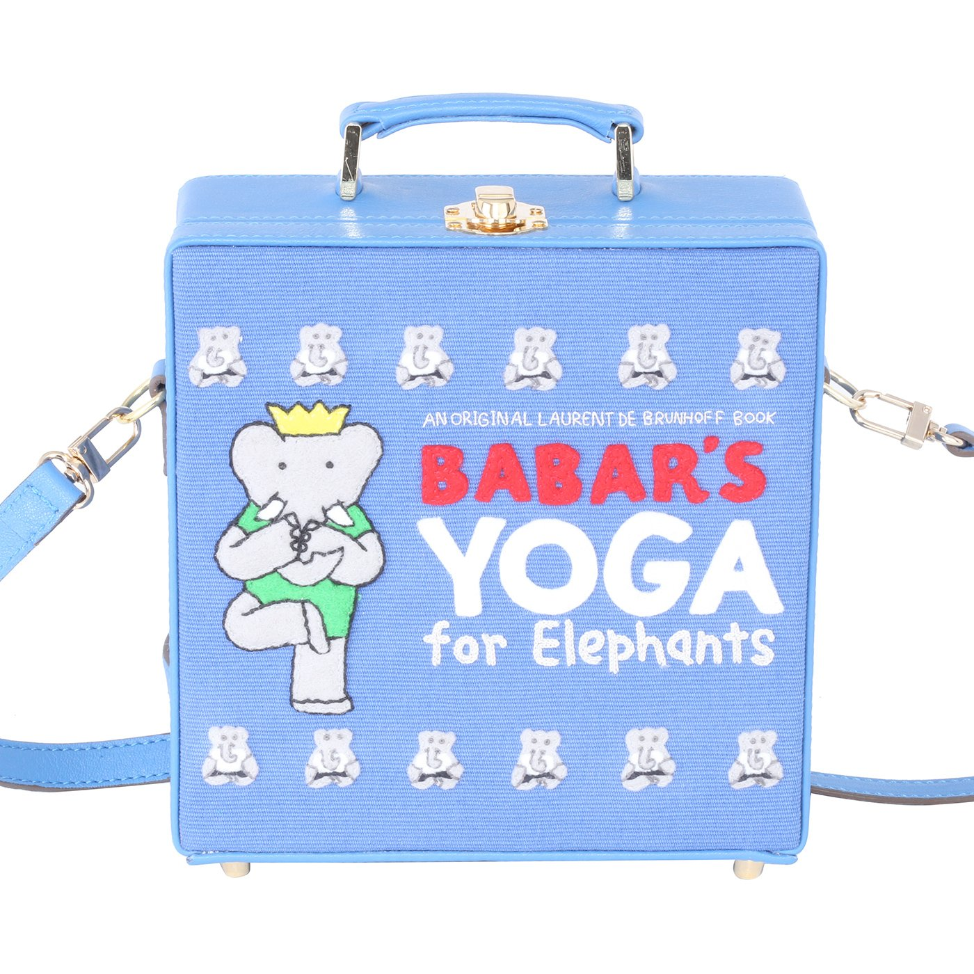 Babar's Yoga For Elephant