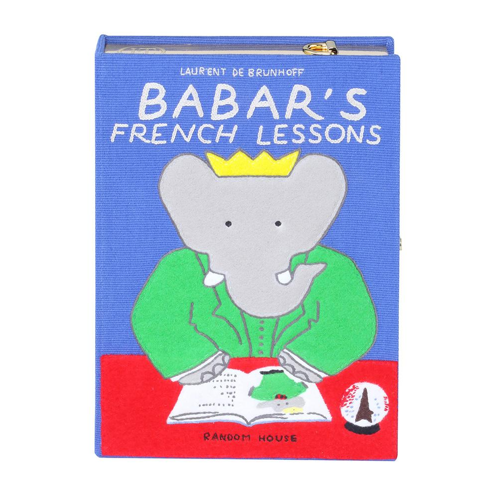 Babar's French Lessons Strapped