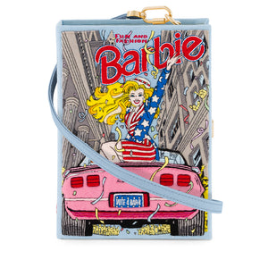 Barbie for President Strapped