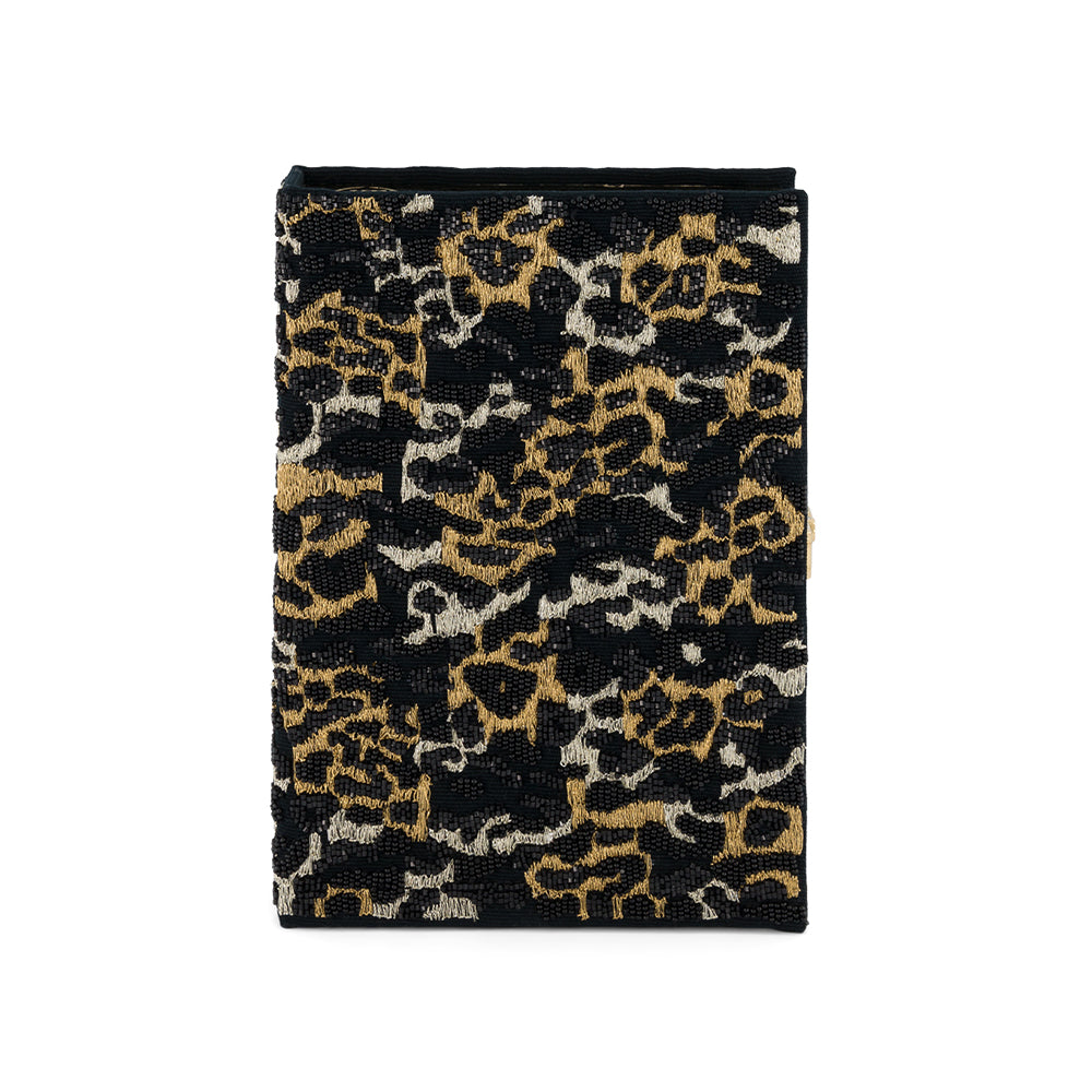 Mini Leopard Black