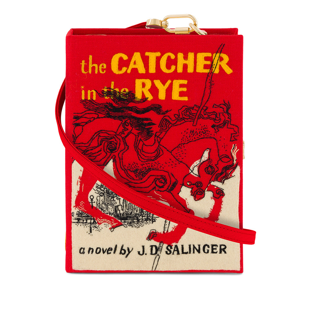 Catcher In The Rye Strapped