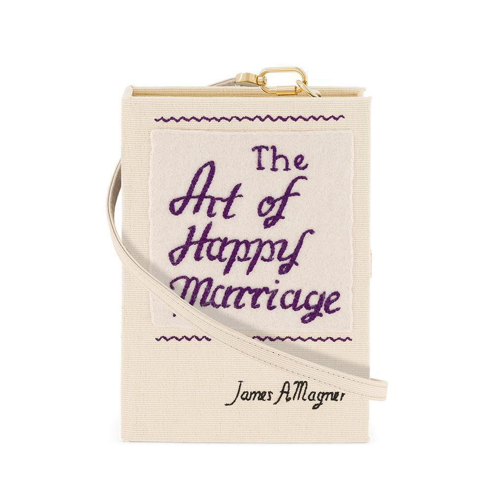 Mini The Art of Happy Marriage White Strapped