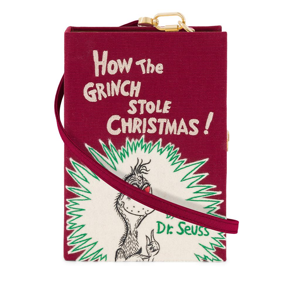 How the Grinch Stole Christmas Strapped