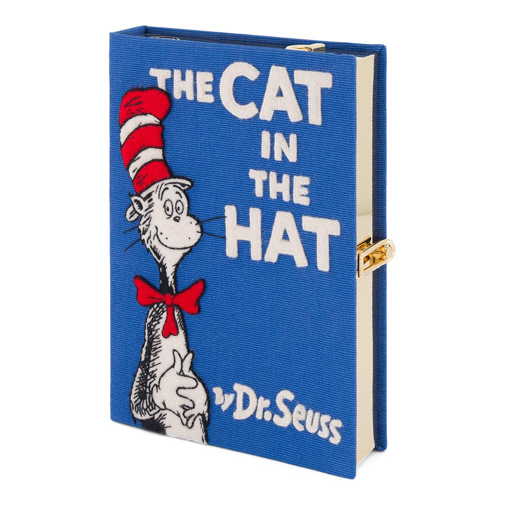 The Cat in the Hat Strapped