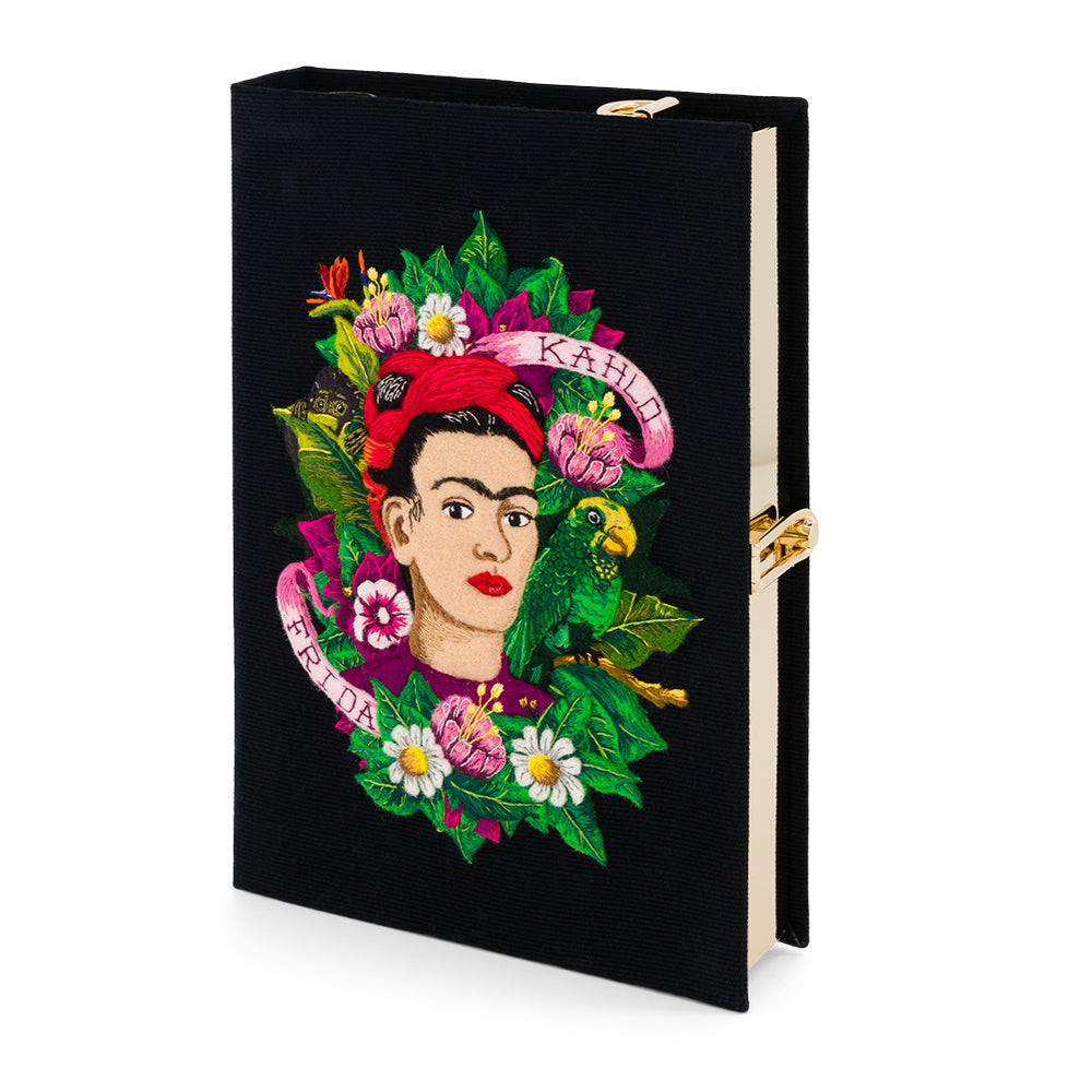 Frida Kahlo Black Strapped