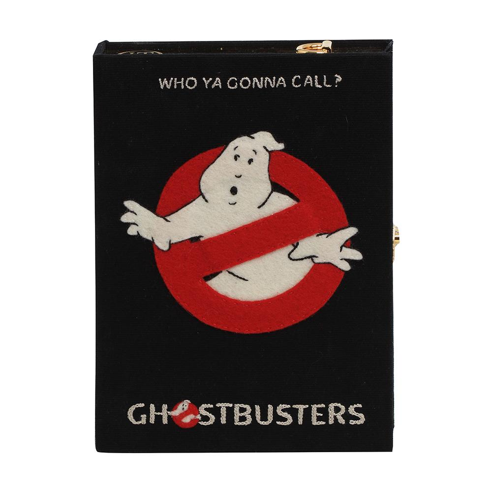 Exclusive Ghostbusters Strapped