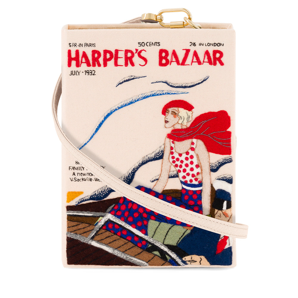 Harpers's Bazaar Boating Style Strapped