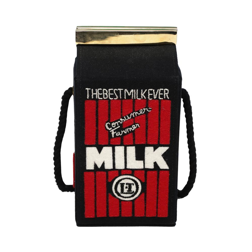 Milk Bag Black