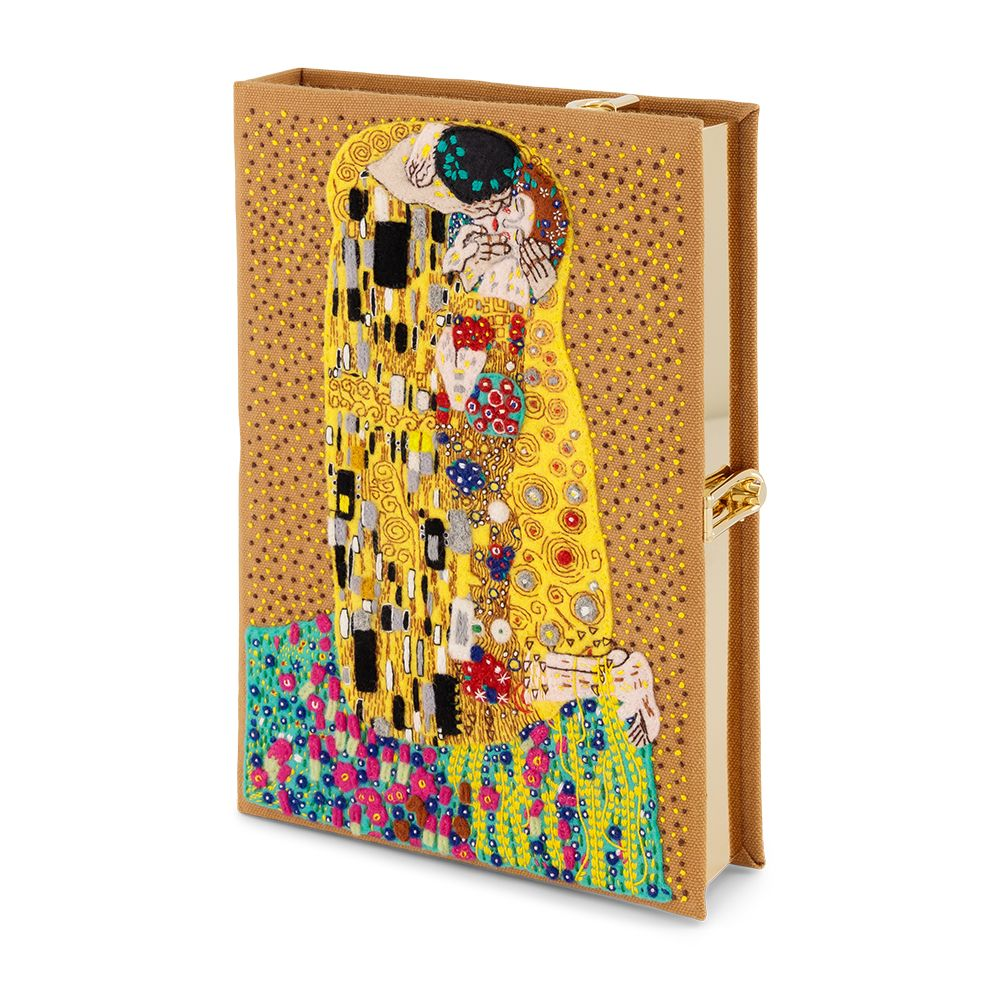 The Kiss Klimt Cannelle Strapped