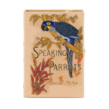Speaking Parrots Strapped