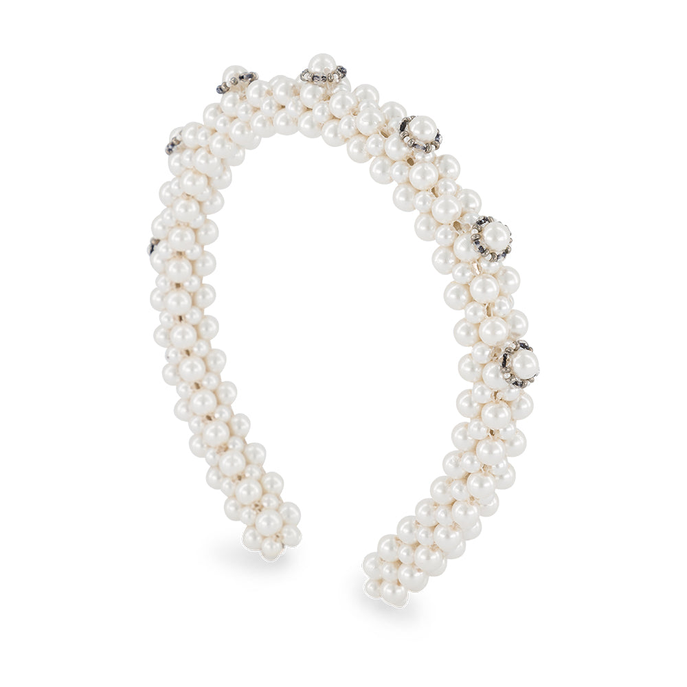 Headband Pearls