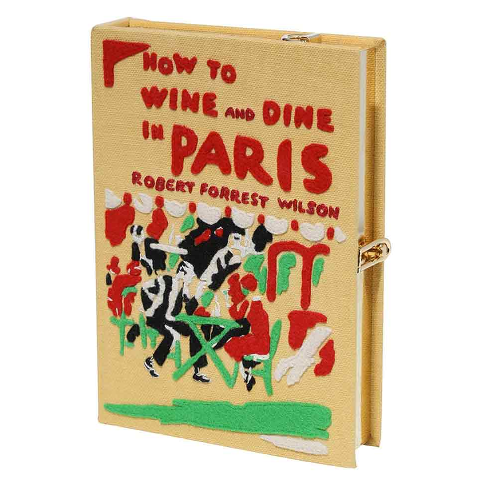 How to Dine and Wine in Paris Strapped