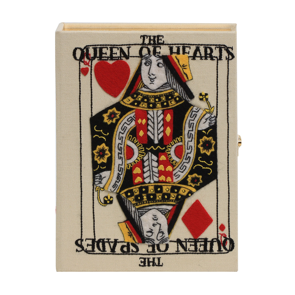 Queen Of Hearts Strapped