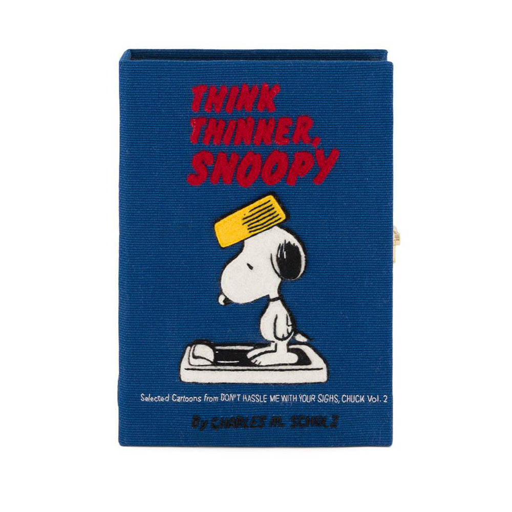 Think Thinner Snoopy