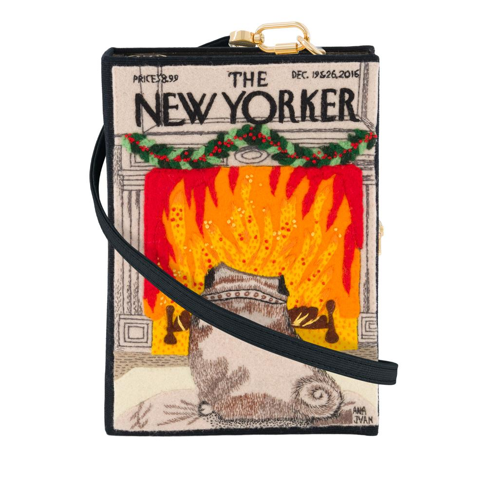 The New Yorker Christmas Strapped