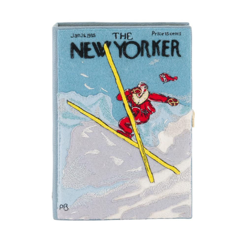 The New Yorker Ski Jump