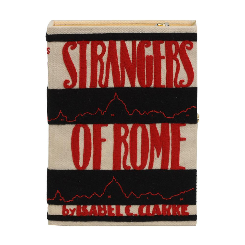 Strangers of Rome Strapped