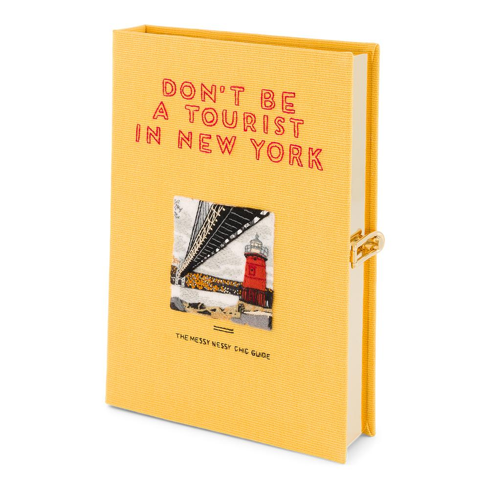 Don't Be A Tourist in New York