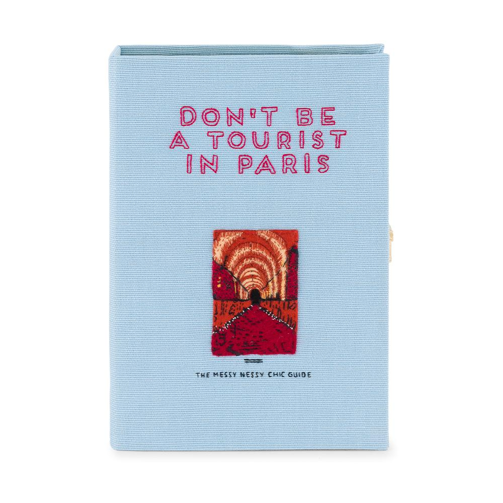 Don't Be A Tourist in Paris