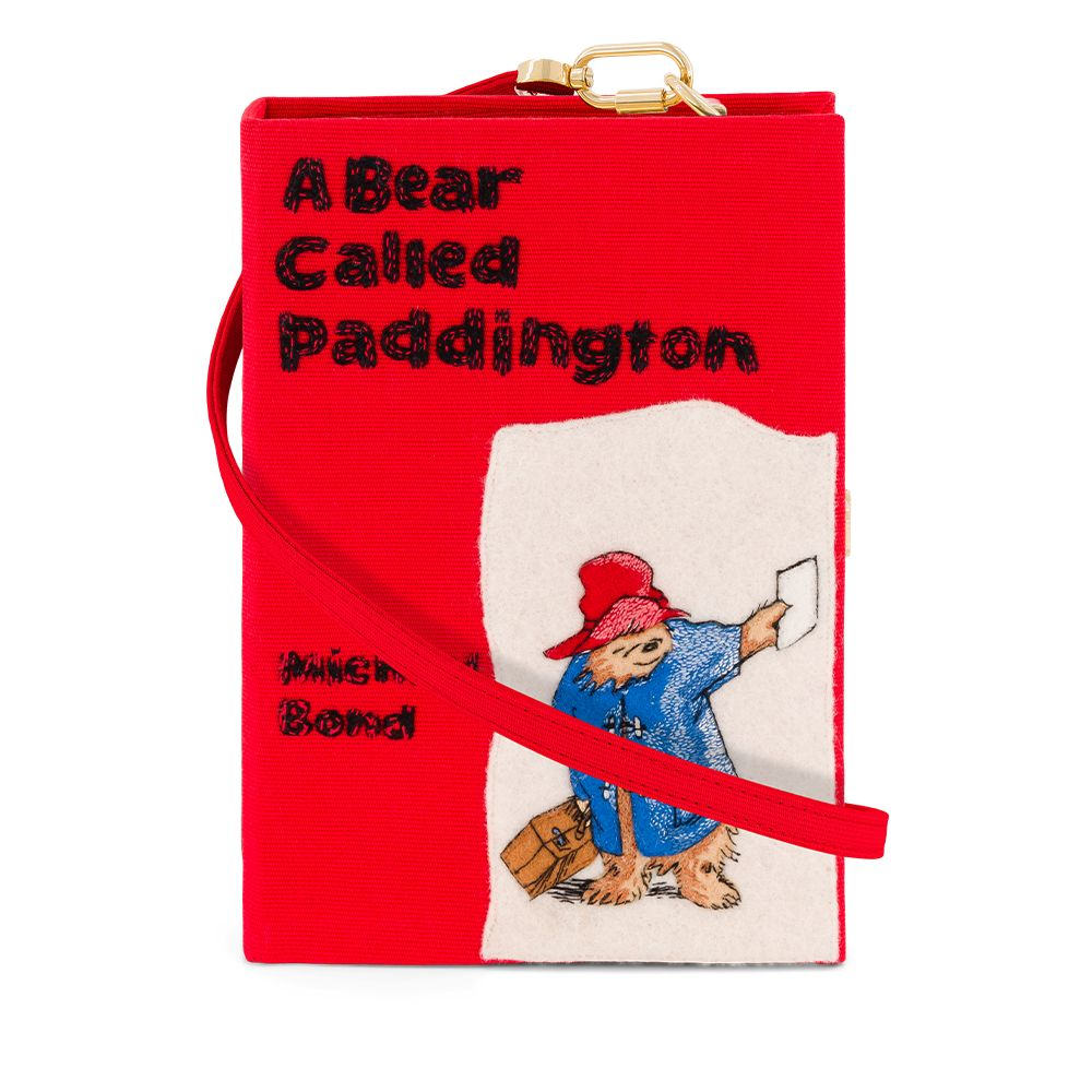 A Bear Called Paddington Strapped