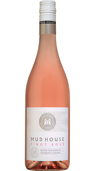 MUD HOUSE BURLEIGH PINOT ROSE 2017 (1X750ML)