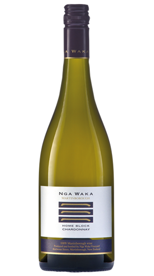 NGA WAKA HOME BLOCK CHARD 2018 (1X750ML)