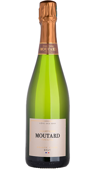 CHAMPAGNE MOUTARD BRUT NV (1X750ML)