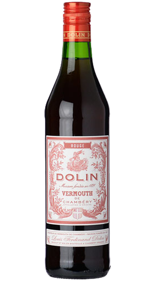 DOLIN VERMOUTH ROUGE (1X750ML)