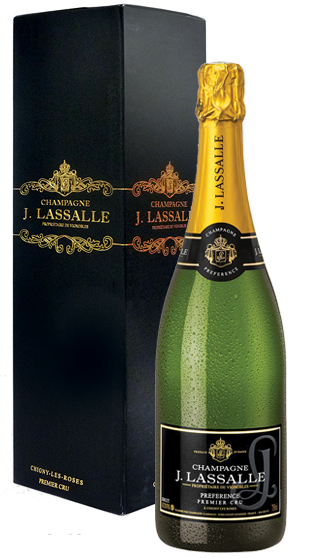 J LASSALLE PREFERENCE NV (1X750ML)
