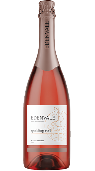 EDENVALE SPARKLING ROSE ALCOHOL REMOVED (1X750ML)