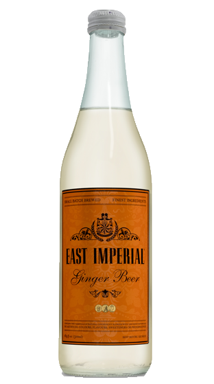 EAST IMPERIAL GINGER BEER (1X500ML)
