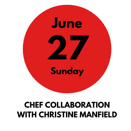 Chef Collab with Christine Manfield