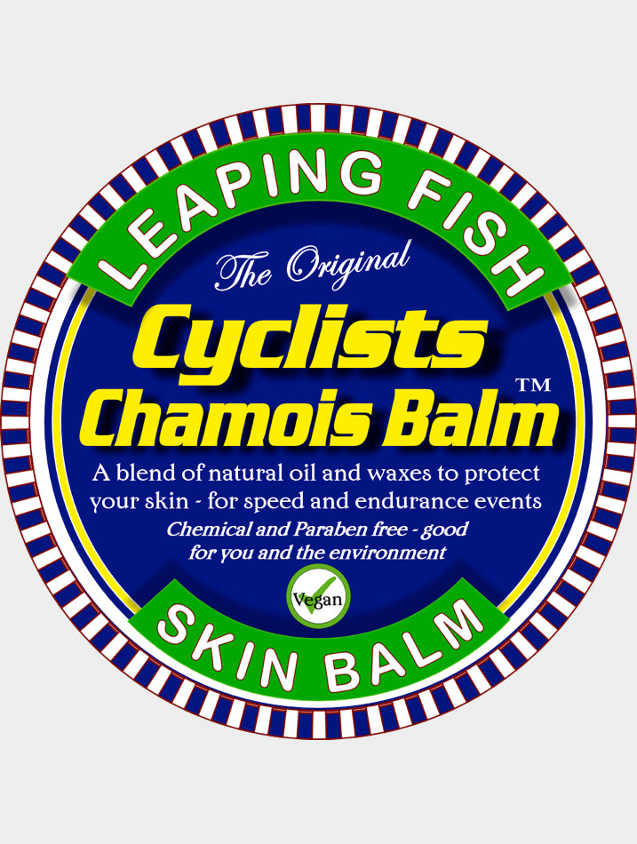 Leaping Fish  Cyclists Chamois balm 60g