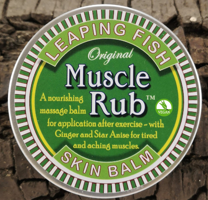 Leaping Fish  Muscle Rub Balm 60g