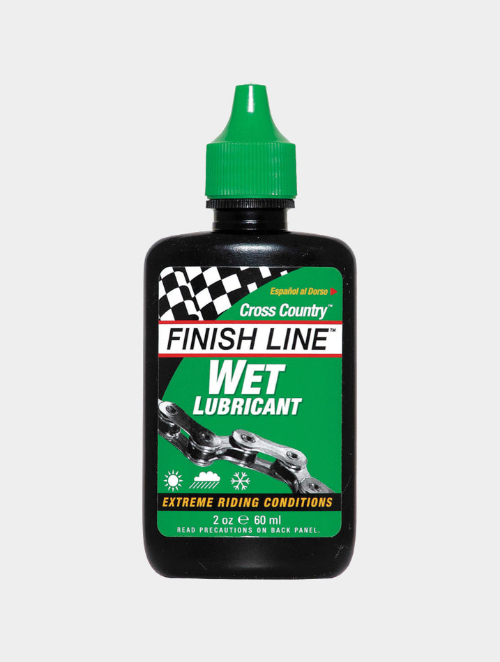 Wet Chain Lube (Cross Country) - 2 oz / 60 ml