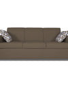 Adorn India Monteno 3 Seater Sofa (Camel)