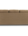 Adorn India Astor Three Seater Sofa (Camel)