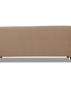 Adorn India Leaf 5 Seater Corner Sofa Right Hand Side (Beige)