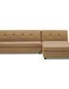 Adorn India Atlas Modular Sofa Set (Camel)