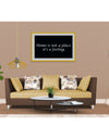 Adorn India Exclusive Two Tone Alica Three Seater Sofa (Brown & Beige)