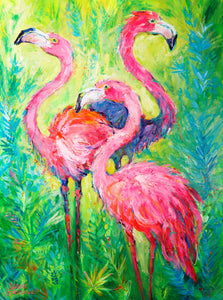 Flamingo Soiree