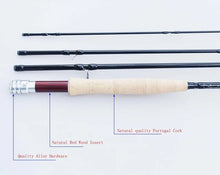 "Load image into Gallery viewer, Czech Nymph fly rod 10'0"" #4/5"